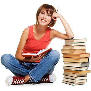 Женщина и книги